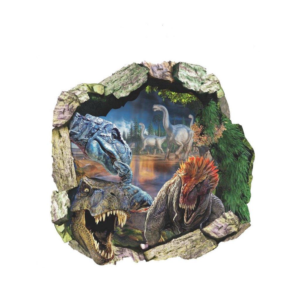 Samolepka na stenu Dinosaure Jurský park