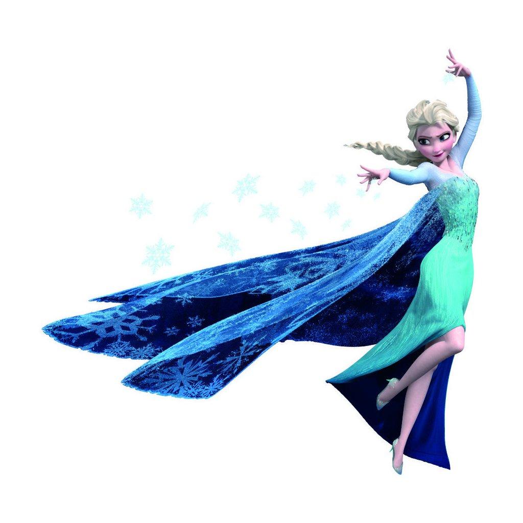 samolepka Elza Ľadové kráľovstvo Frozen