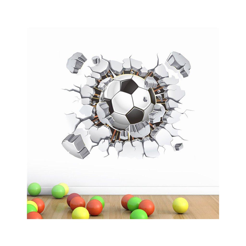 samolepka Futbalová lopta