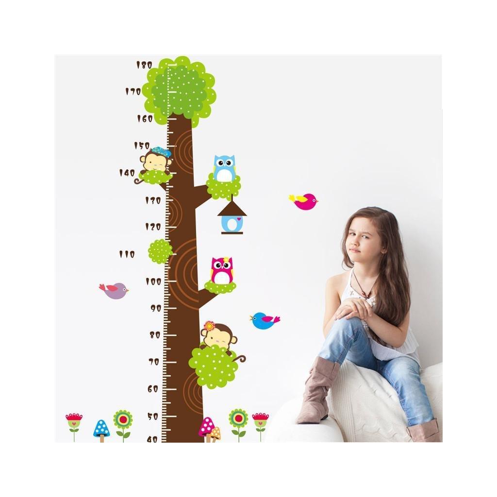 samolepka detský Meter Stromček