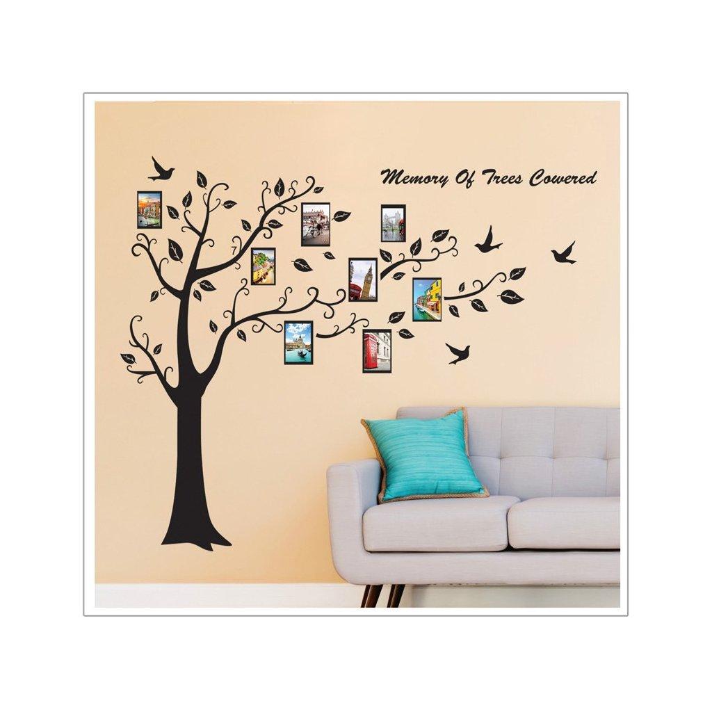 Samolepka Strom spoločných spomienok