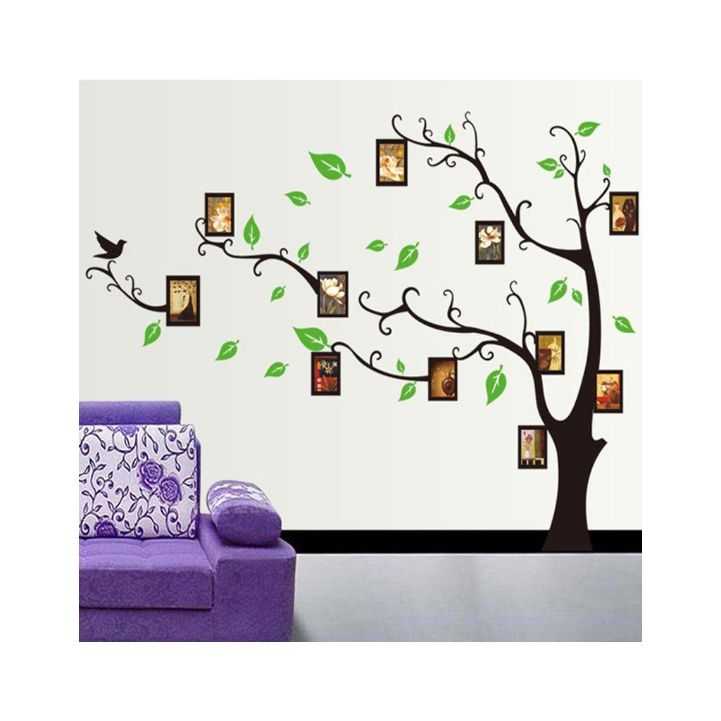 Samolepka Strom šťastia