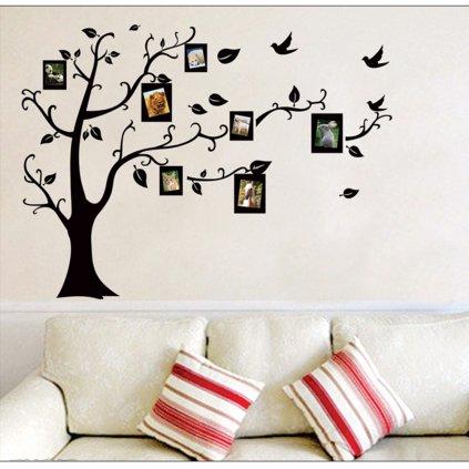samolepka Strom Života s rámečky