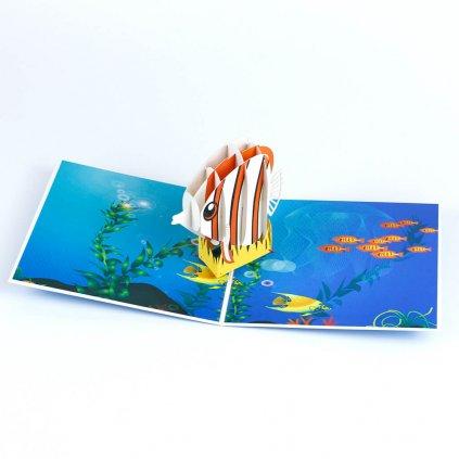 3D prianie Rybička