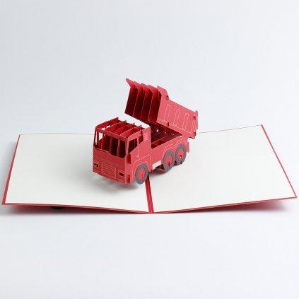 3D prianie Červená Tatra