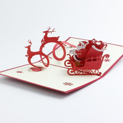 3D prianie Vianoce