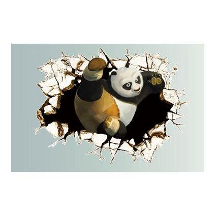 Samolepka Kung Fu Panda 4