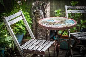 Inspirace na zahradní posezení