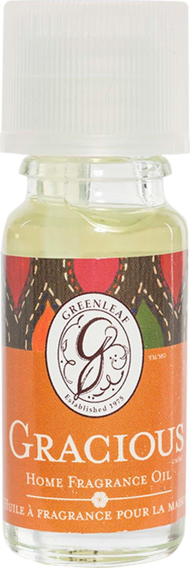 Vonné oleje do aroma lampy Greenleaf