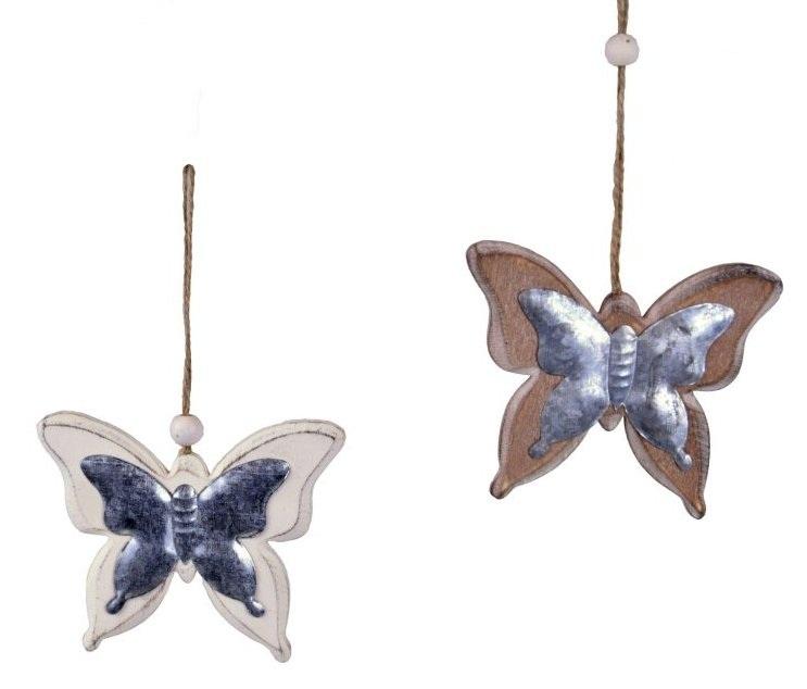 Jarní motýlci