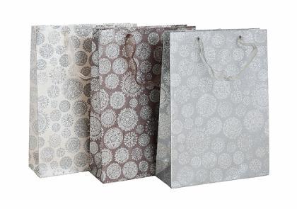 Papírové dárkové tašky