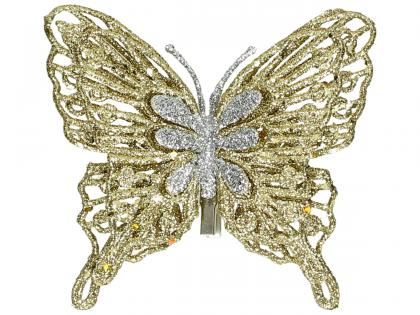 Vánoční motýlci