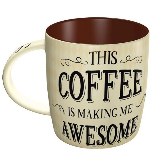 Hrnky na kávu