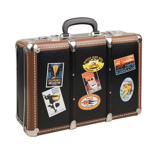 Cestovní kufry nýtované