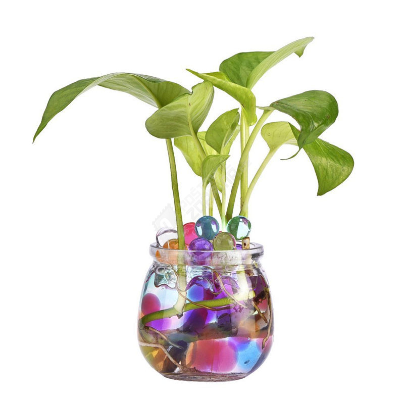 Gelové kuličky do váz