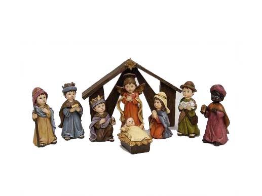 Vánoční betlémy