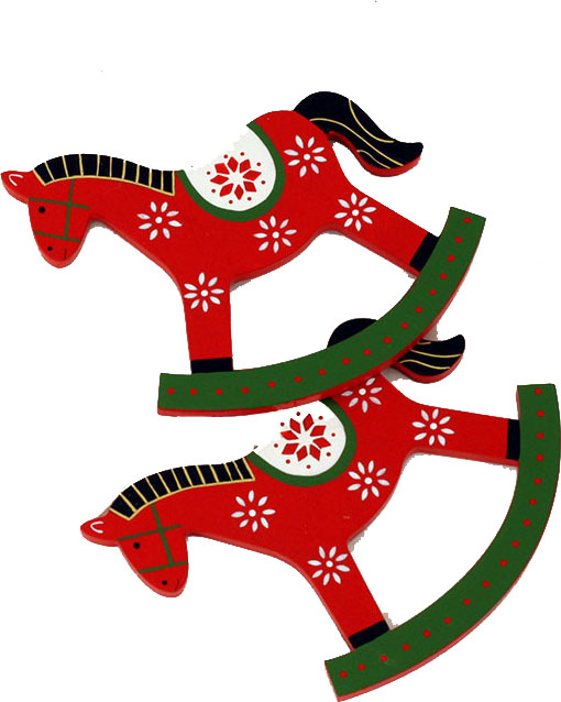 Vánoční koně