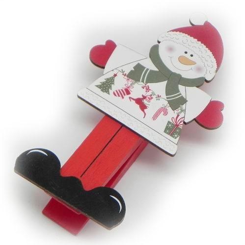 Vánoční kolíčky a spony