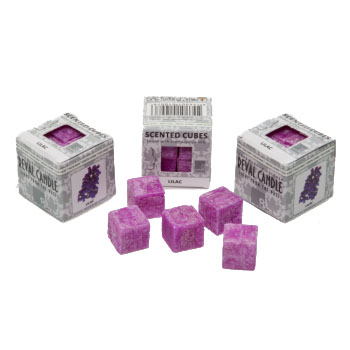 Vonné vosky do aroma lampy Scented Cubes