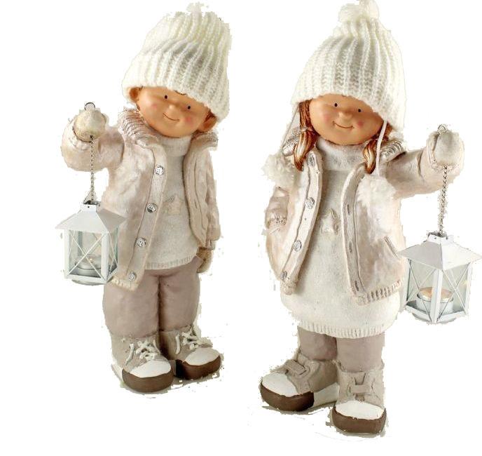 Zimní děti
