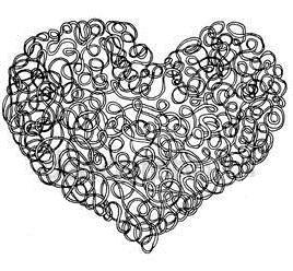 Drátěná srdce