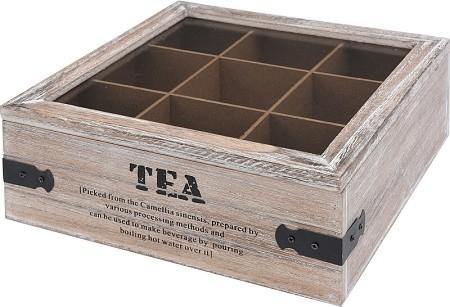 Krabičky na čaj