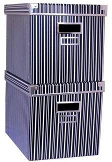 Hranaté krabice