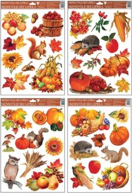 Podzimni samolepky
