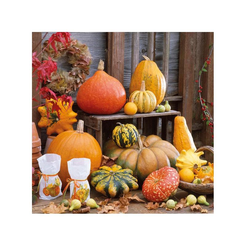 Podzimní ubrousky