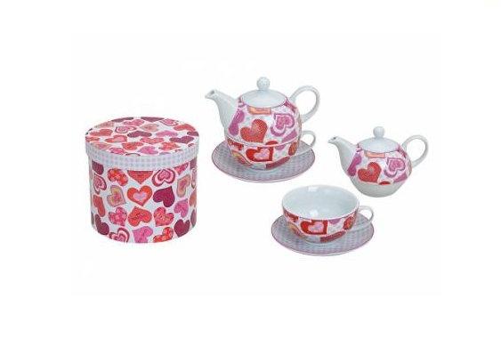 Valentýnská keramika