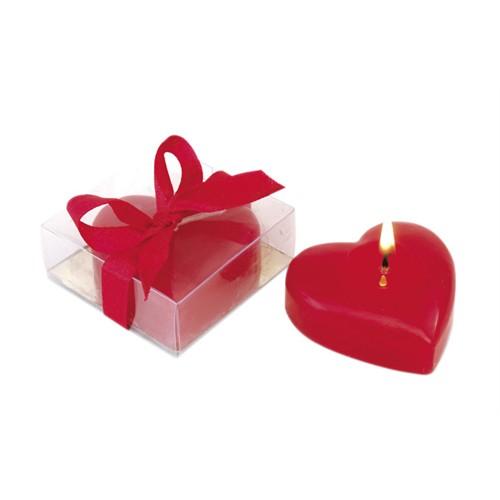 Valentýnské svíčky