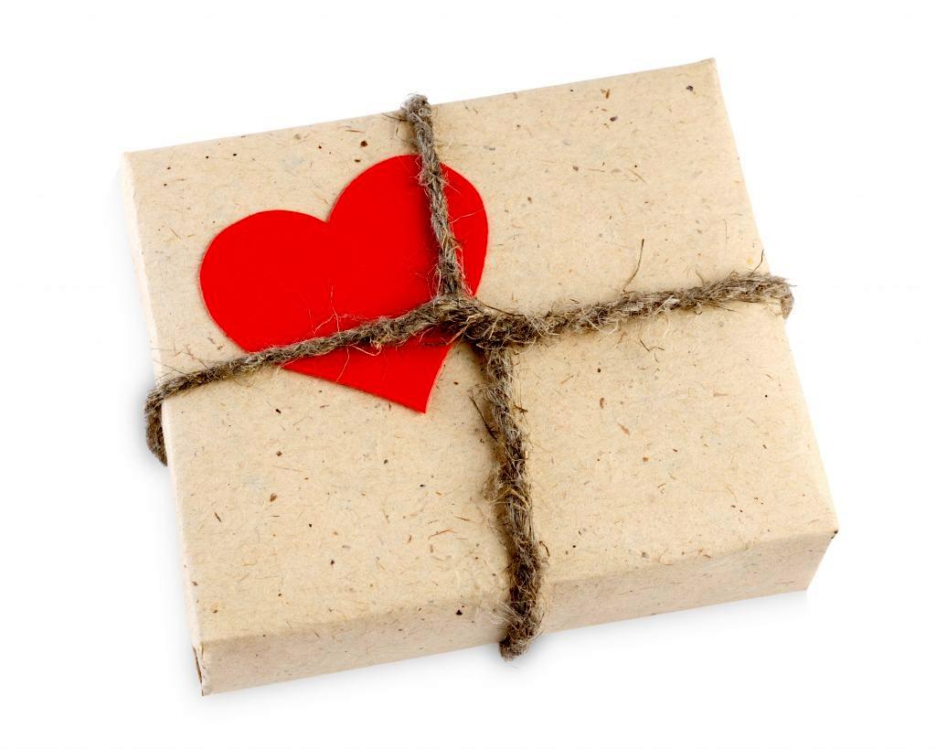 Dárek k Valentýnu pro něj