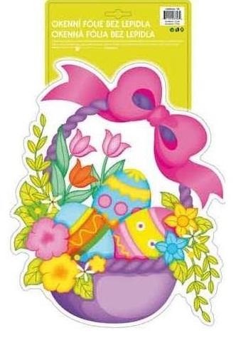 Velikonoční samolepky