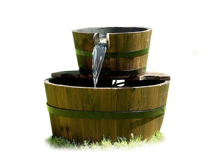 Umyvadla a fontány