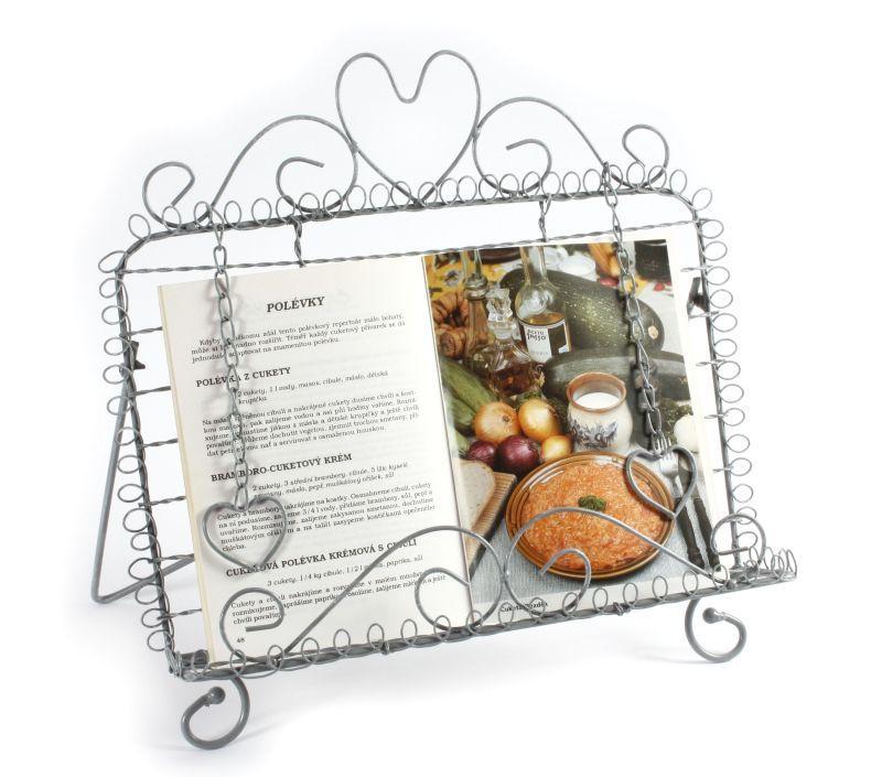 Stojany na kuchařky a recepty