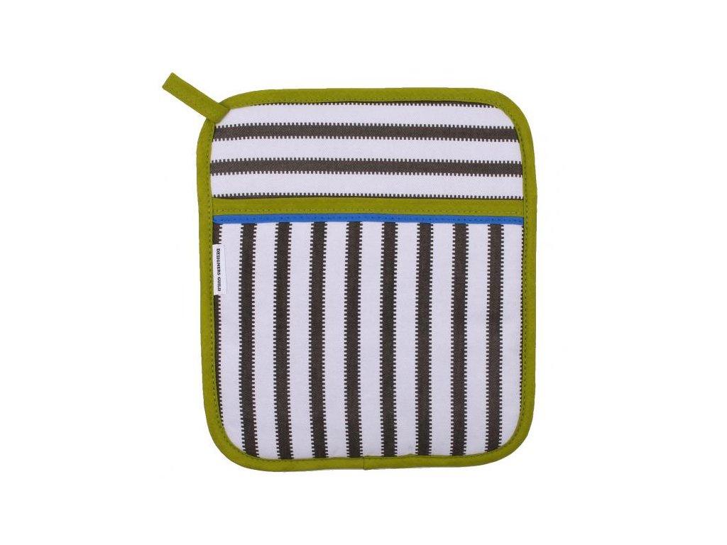 Textilní podložka | Franchini Stripe | pod konev | 20x20cm