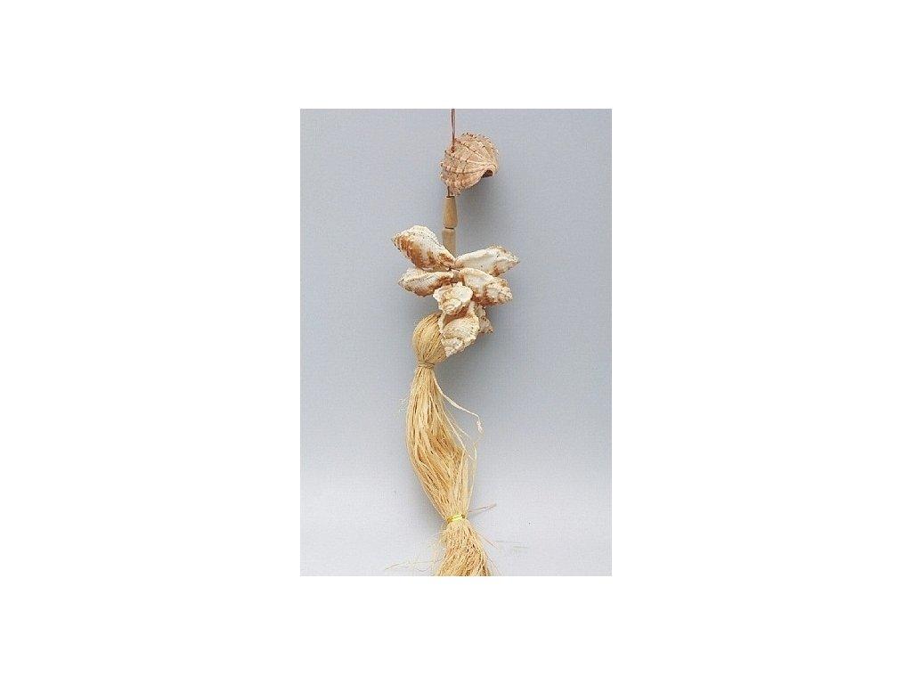 Mušle závěs | 50 cm