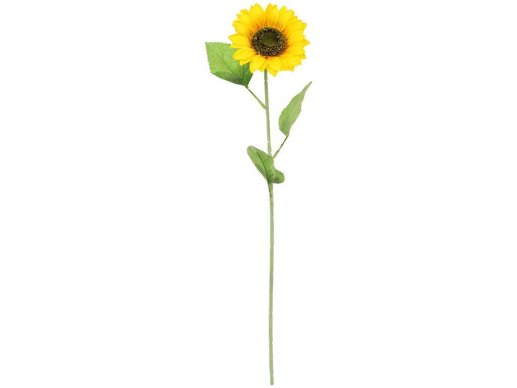 133517 umela kvetina slunecnice zluta