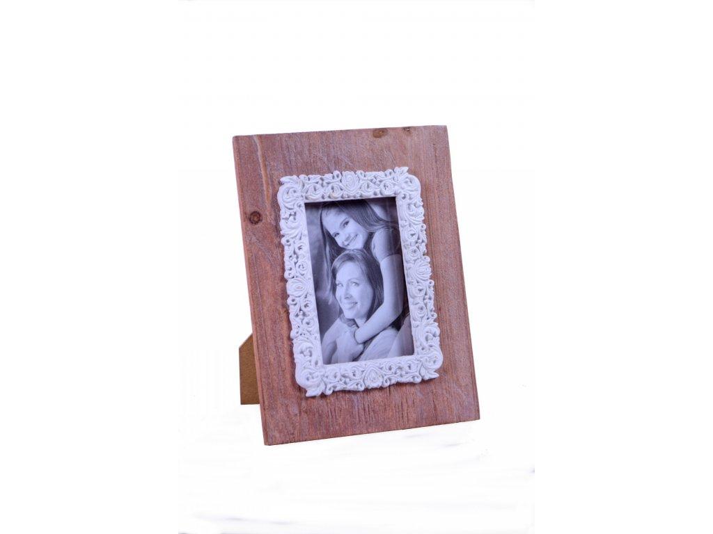 Fotorámeček | s ornamentem | 19x25x2cm