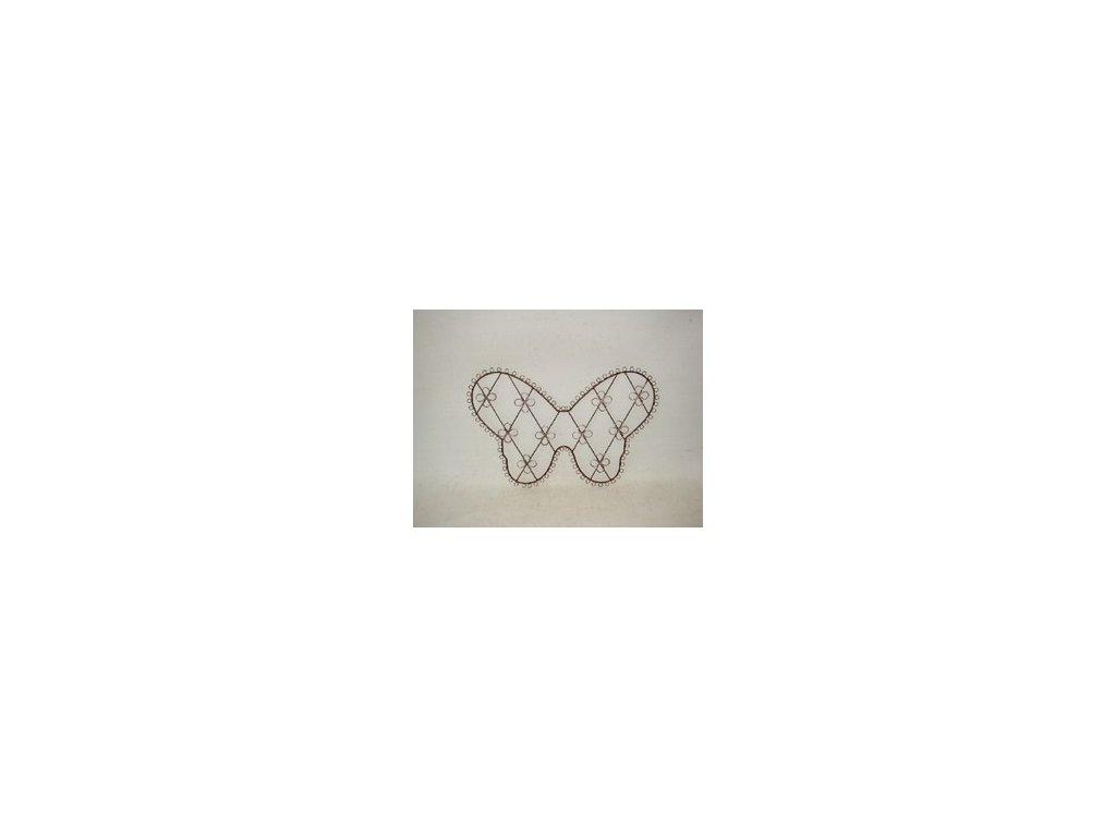 Stojánek na fotky motýl