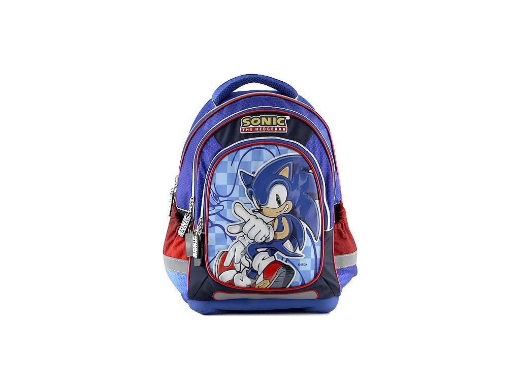 Školní batoh Sonic - VESELÁ ŽENA.cz 5586928e40