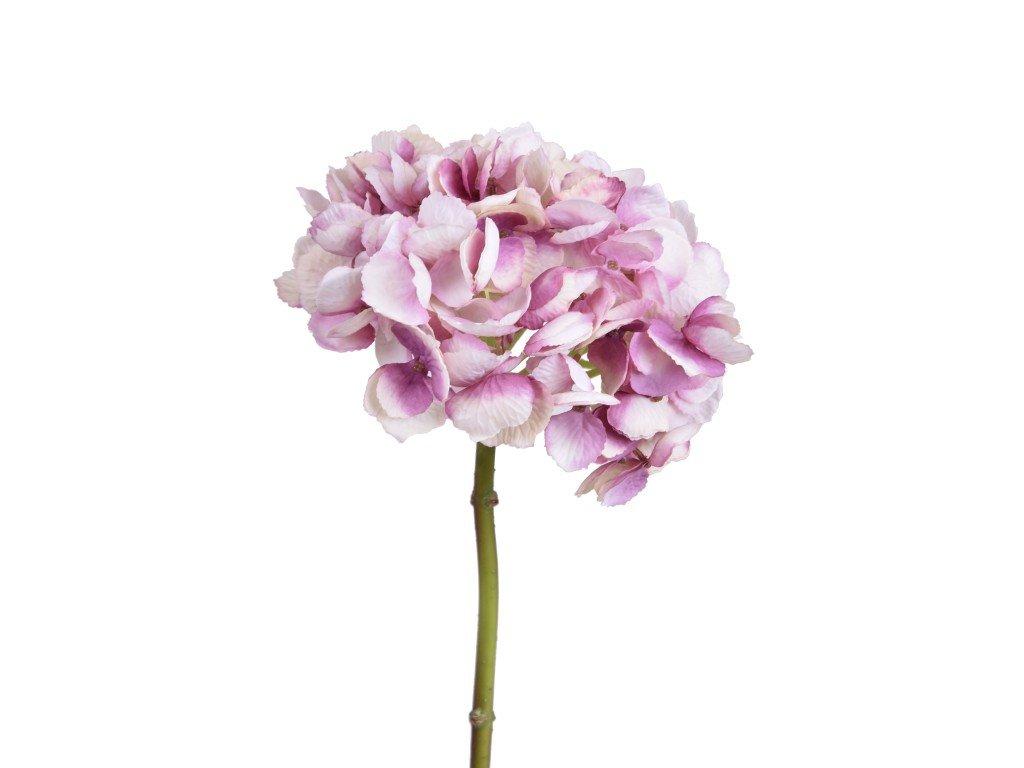 Umělá květina hortenzie | 24cm
