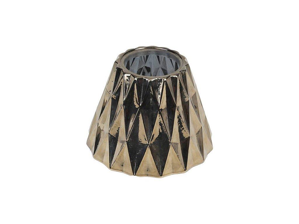 Dekorace   na svíčku   WoodWick   Průměr 13cm   výška 10cm