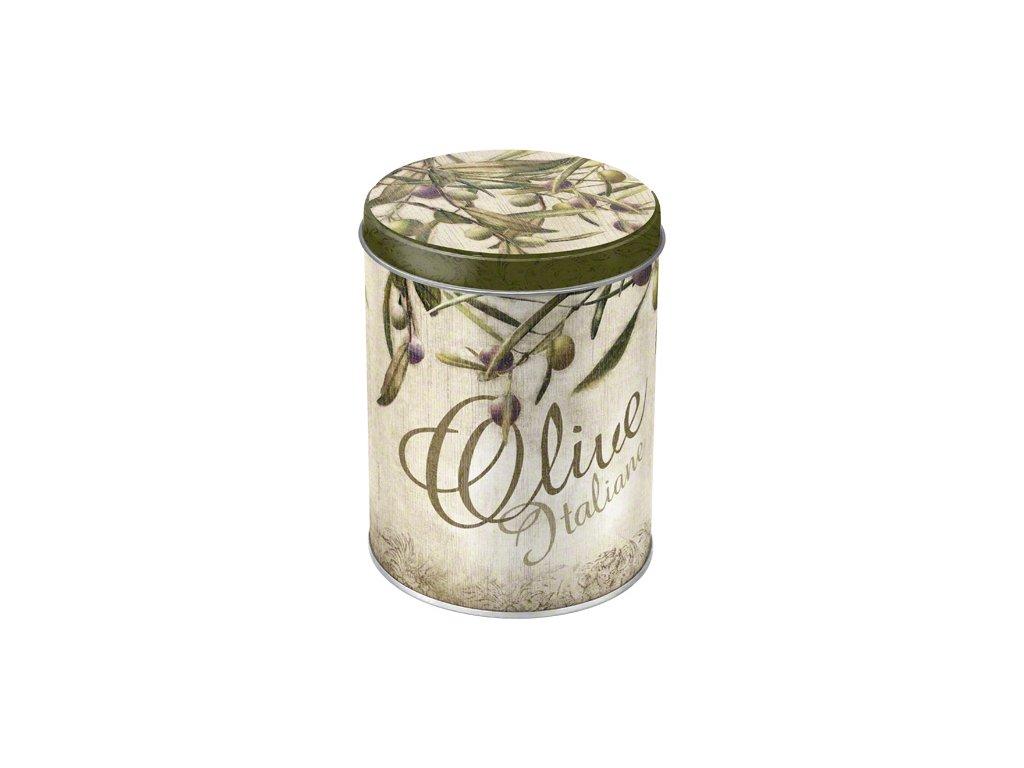 Dóza Olive Italiane 10x13cm