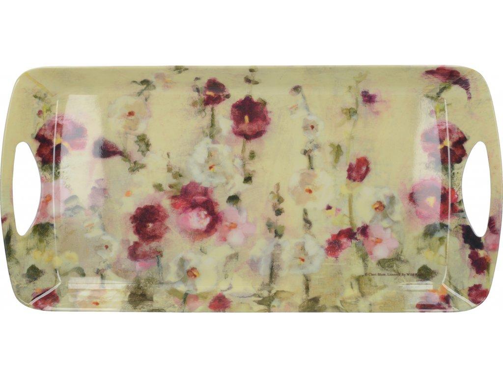 Melaminový tácek Wild Field Poppies