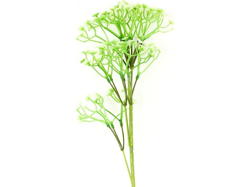 Umělá květina - gypsofila