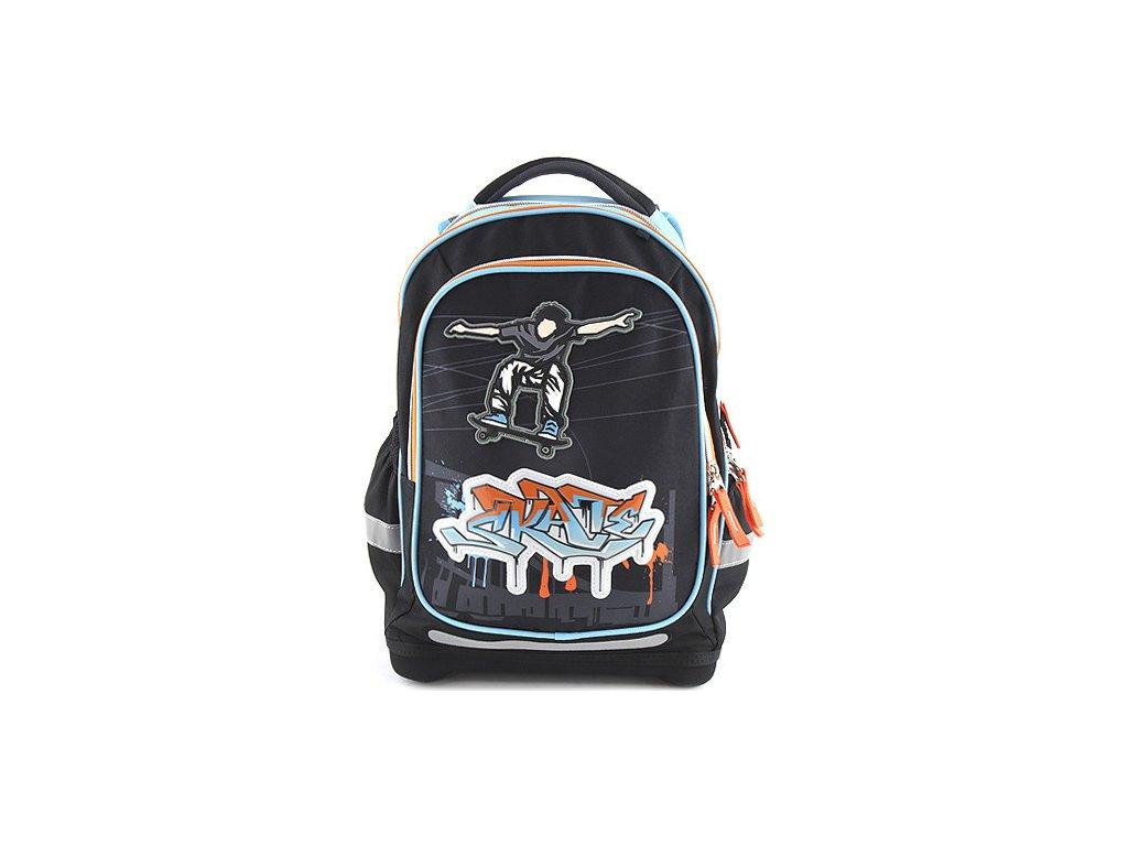 Školní batoh Target 3D Skate d7e7b3aedd