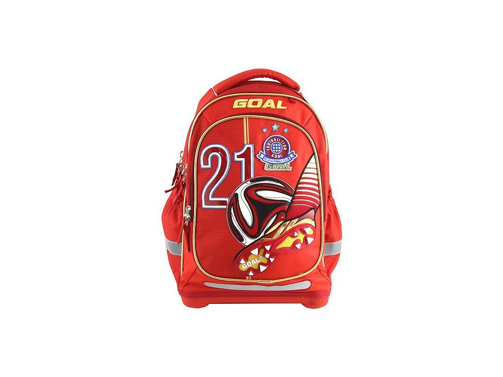 55025d0e416 Školní batoh Target 3D Goal