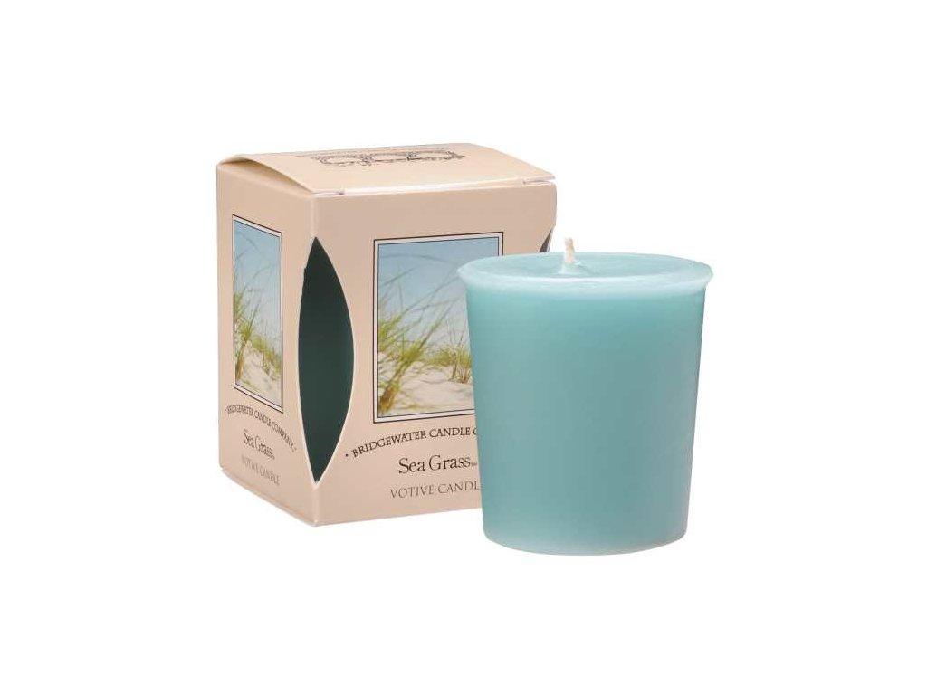 Votivní svíčka SEA GRASS 56g