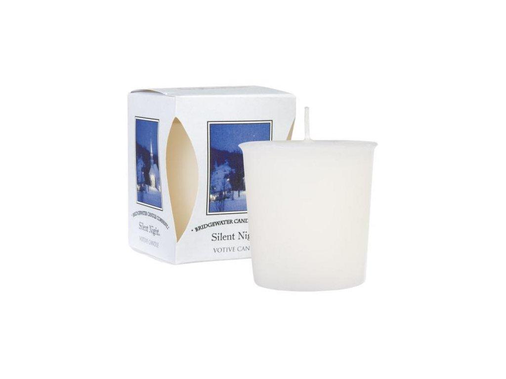 Votivní svíčka SILENT NIGHT 56g